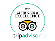 TripAdvisor Recommended 2014